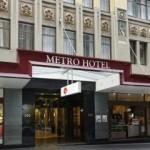 Metro Hotel On Pitt Sydney