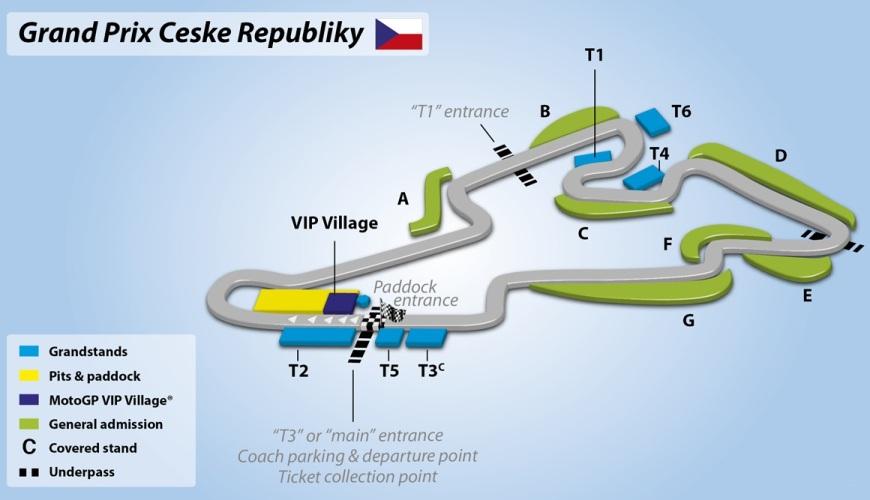 ulaznice za MotoGP Brno