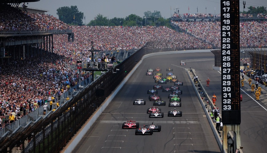 INDIANAPOLIS - MAY 30: during the IZOD IndyCar Series 94th running of the Indianapolis 500 at the Indianapolis Motor Speedway on May 30, 2010 in Indianapolis, Indiana. (Photo by Robert Laberge/Getty Images)