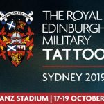 The Royal Edinburgh Military Tattoo Sydney 2019