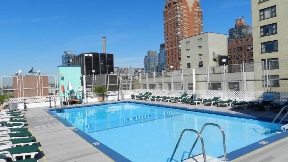 Holiday Inn Midtown 57th St Hotel New York Aim Holidays