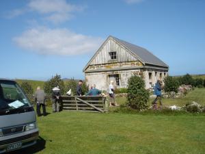 Stone Cottage - Chatham Island